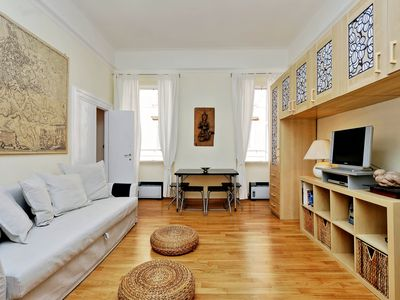 Photo for Cozy 1bedroom in the heart of Rome!