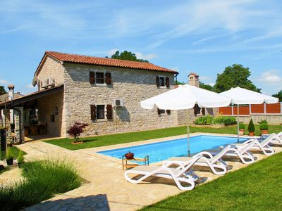 Photo for Vacation home BOZAC  in Zminj, Istria - 6 persons, 3 bedrooms