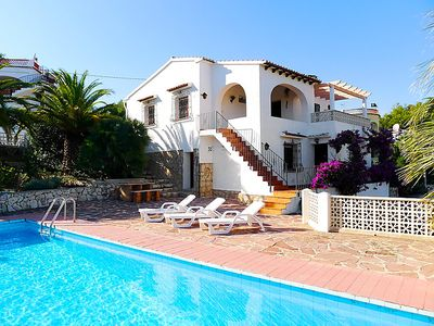 Photo for Vacation home Casa Marlín  in Benissa, Costa Blanca - 6 persons, 3 bedrooms