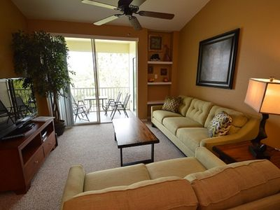 Photo for 16-306 Animal Kingdom theme, free parking, free WiFi, heated pool, gated w/ gym