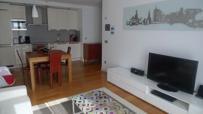 Photo for Atico Miramar A apartment in Centro with WiFi, air conditioning, balcony & lift.