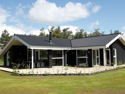 Photo for Stylish Holiday Home in Hals Denmark With Private Whirlpool