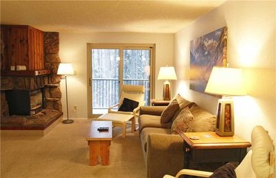 Photo for Beautifully Updated Winter Park Two Bedroom Condo Located Minutes from Winter Park Resort