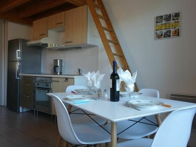 Photo for Cosy apartment for 5 guests with WIFI, TV and parking