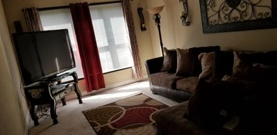 Photo for Cozy one-bedroom one-bath apartment on Taylor Lake,