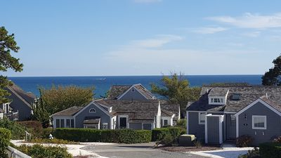 Photo for Seaside Condo 100 yards from pristine private beach.