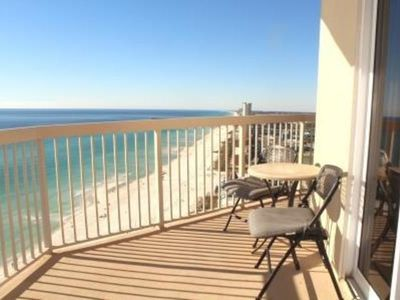 Photo for Beautiful 3-Bed End Unit with Oversize Balcony Overlooking the Gulf!