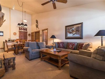 Photo for CL3306 Expansive and Elaborate, Beautiful Vaulted Ceilings, You feel right at Home!