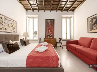 Photo for Friendly Rentals The Alba Apartment in Rome