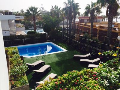 Photo for Playa de las Americas holiday villa rental, beach/lake nearby, balcony/terrace