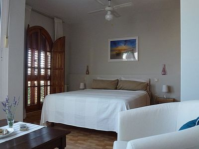 Photo for 3-storey house with sea view for 2 to 6 people.