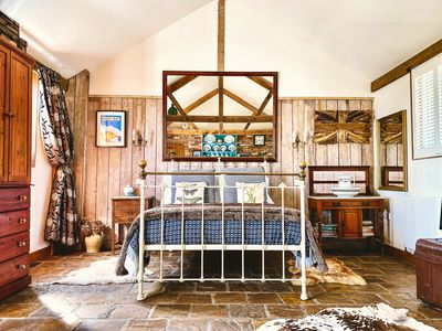 Photo for 1BR Barn Vacation Rental in Bridport, England