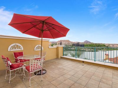Photo for ***Penthouse*** 3 Bedroom Panoramic lake Views condo at Lake Las Vegas