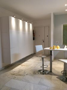 Photo for Delicious apartment in Rome, just steps from Villa Ada, out in the green
