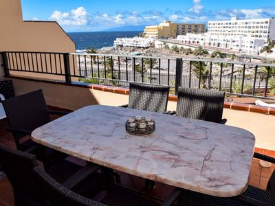 Photo for appart / duplex 6 Pers - Beachfront - Sea view