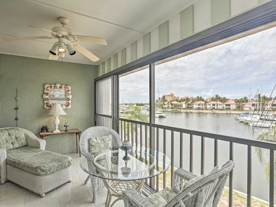 Photo for NEW! Waterfront Punta Gorda Condo w/ Pool & Marina