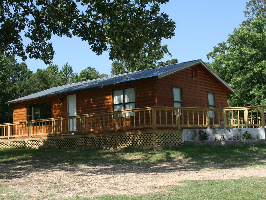 Property Image#4 Firefly Ranch, Log Cabin On Private Lake, Close To Beavers