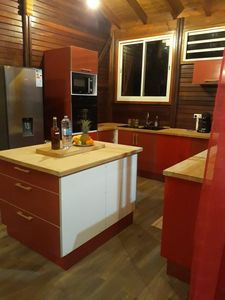 Photo for CHARMING WOODEN VILLA CLIMATISE 2/6 pers