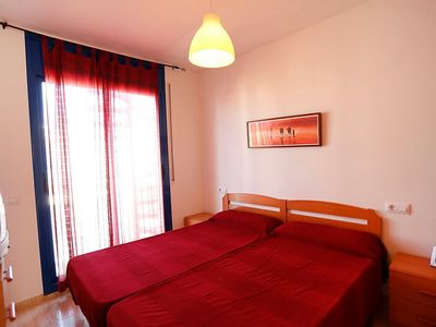 Photo for Apartment in L'Ampolla with Parking, Washing machine, Air conditioning, Pool (89825)