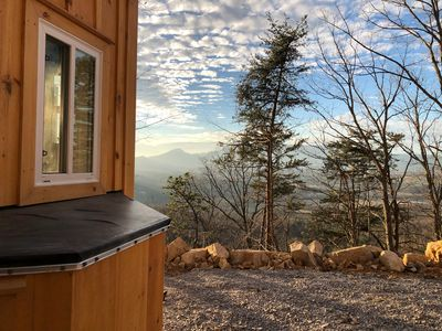 Photo for Mountain Farmer is a Rustic Experience In A Great Location with private HotTub!