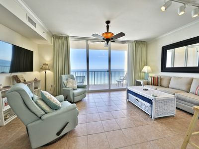 Photo for Tidewater Low 10th Flr 2 BR+Bunks 3 BA 2 Free Beach Chairs $240 Value
