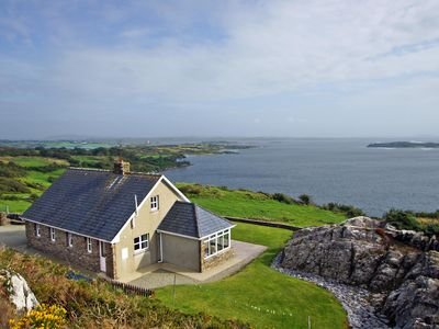 Photo for Exceptional stone cottage in quiet seclusion on working farm enjoying a most attractive southe…