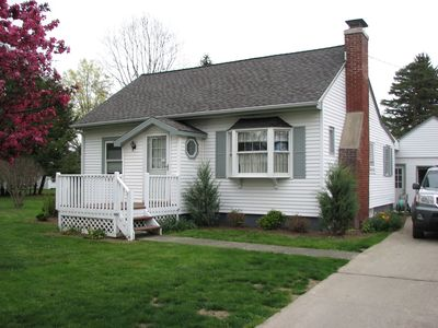 Photo for Perfect, Heart of Village, Private, Large Lot, 2- Blocks from almost everything