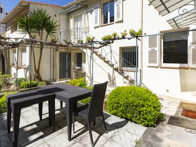 Photo for One bedroom flat in the heart of the city of Antibes