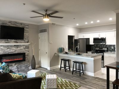 Photo for AWESOME UPDATED REMODELED CONDO- NO STAIRS 2 MILES TO THE BEACH!