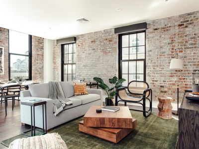Photo for Warm 1BR in Warehouse District by Lyric