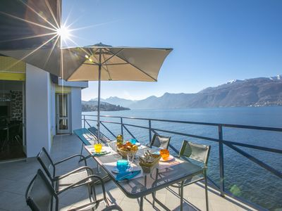 Photo for 3BR Villa Vacation Rental in Varenna (Lierna)
