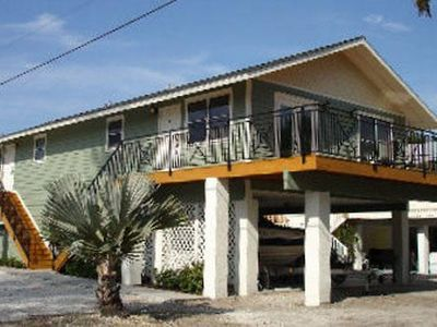 Photo for Renovated 2BR 2BA Across from Beach and Gulf with WIFI, Beach Chairs and More