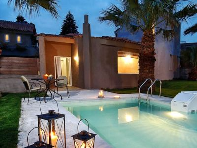 Photo for Vacation home A & Z Villa in Anissaras - 6 persons, 2 bedrooms
