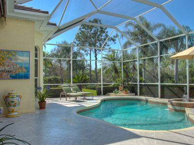 Photo for 3 Bedroom 3 Bath West facing Pool home located in University Park!: University Park 10