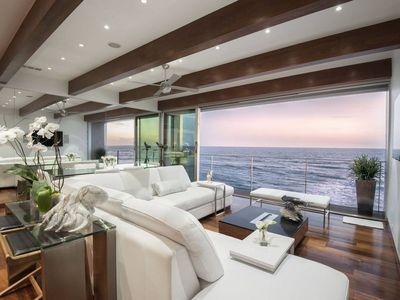 Photo for *** NEW! Malibu 3 Level Luxury Oceanfront ***