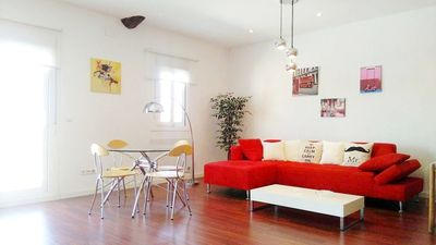 Photo for CENTRAL AND MODERN APARTMENT IN TÁRREGA