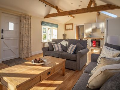 Photo for Stunning Coastal Luxury Holiday Cottage