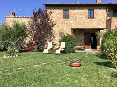Photo for Apartment near San Gimignano