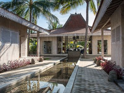Photo for Beachfront 3 Bedroom Villa, Private Pool