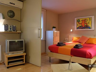 Photo for Friendly Rentals The Botticelli Apartment in Barcelona