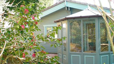 Photo for 2 bedroom Log Cabin in Dawlish - MAGCA