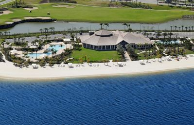 Photo for The Quarry Beautiful Lake, 2nd Floor Condo With Exceptional Golf View.