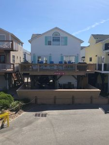 OCEANFRONT! 4bdrm  availability in August!