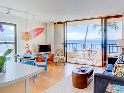 Photo for Newly Remodeled Oceanfront Corner Unit on 3rd Floor at Sugar Beach Resort