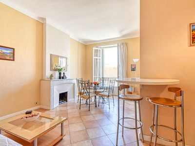 Photo for Luminous Apartment in the City Centre of Cannes