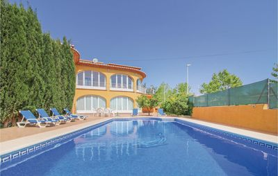 Photo for 3 bedroom accommodation in Calpe