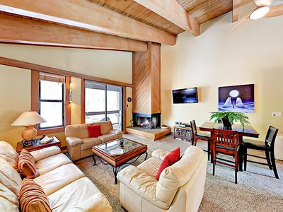 Living Room - Welcome to Northstar! Your rental is professionally managed by TurnKey Vacation Rentals.
