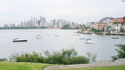 Photo for The ULTIMATE experience - Waterfront apartment with amazing Sydney Harbour views