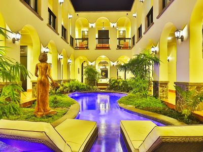 Photo for Beachfront Versace Mansion ★ Bachelor Party ★ 9 BR