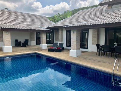Photo for Boutique 3 Bedroom Villa with Private Pool Koh Samui